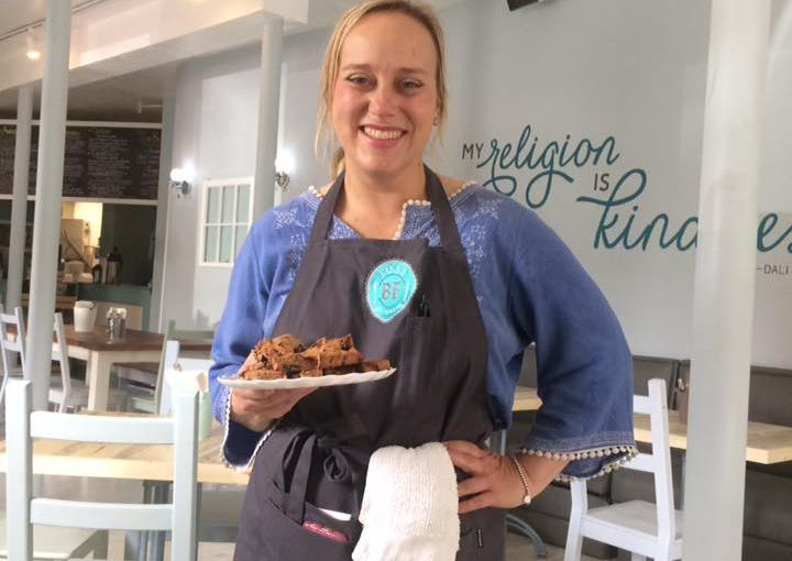 Jen Peters:  CEO and Chief Foodie Officer at Just BEKitchen