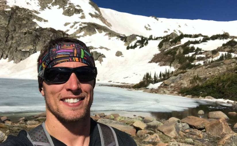 Chris Ward:  Like A Bigfoot Podcast Host, Ultrarunner, and All Around GoodDude
