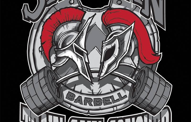 Joe and Samantha Todd:  Spartan Barbell (Strength, Hardwork,Dedication)